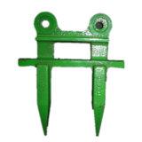 Protector de cuchillo de los recambios de Claas de la máquina segadora