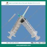 Seringues stériles médicales jetables Luer Lock avec Ce et ISO
