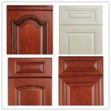 Porte blanche normale de dispositif trembleur de la qualité 2017 (meubles en bois solide)