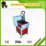 Mini ranurador del CNC para el funcionamiento del metal