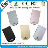 Владельца карточки высокого качества пластичный с Flip протектора карточки штанга, котор нужно сползти вне