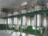 Fábrica de tratamento do óleo de sementes do girassol com capacidade de 1Ton/Day a 500Ton/Day