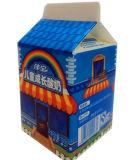 3-lagiger dreieckiger Kasten-Karton des Saft-180g/der Milch/der Sahne/des Weins/des Wassers/des Joghurts