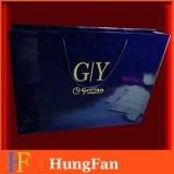カスタムロゴは安定した機能の工場価格のショッピング・バッグを受け入れる