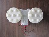 Coussin de malaxage de massage de véhicule électrique pour l'allégement de douleur, coussin de massage avec le chargeur de Chambre et adaptateur de véhicule
