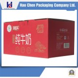 Bom Quality Corrugated Box para Milk