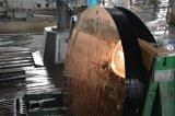 磨かれた端が付いている銀製の安全ミラーの構成ミラーか斜めミラーのあたりでカスタマイズされる