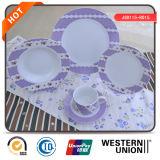 louça fina redonda da porcelana 30PCS