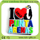 Ricordo dei regali di promozione con i magneti del frigorifero del prodotto di disegno 3D per il Perù (RC-PU)