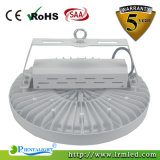Lumière élevée de compartiment d'UFO DEL de la lampe 120W d'atelier de qualité