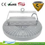 Luz de la bahía del UFO LED de la lámpara 120W del taller de la alta calidad alta