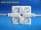 Módulo do diodo emissor de luz da injeção 4LEDs de DV12V 0.96W 5730 para o sinal