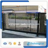 Fabrication directe et exportation de porte métallique / Design en fer forgé / Porte coulissante / Porte électrique