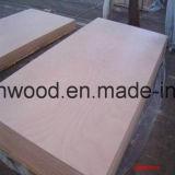 madera contrachapada de 18m m Okoume