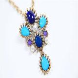 新しい項目樹脂のガラスアクリルの方法宝石類のネックレス