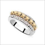 VAGULA Zircon-Kupfer-Form-Finger-Ring