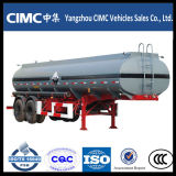 3 RadachseAdr Saso 45000liter Fuel Aluminum Tank Trailer