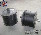 Rodillo de nylon de carga pesada usado para el eje inclinado Rodillo de apoyo de cuerda de acero