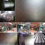 (0.14mm-1.0mm) Aço material do telhado de /Building da bobina de aço material de aço do Galvalume