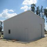Edificio prefabricado de acero para la solución industrial