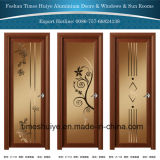 Projeto 2016 clássico e portas articuladas da cor alumínio novo
