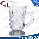 70ml comerciano la tazza all'ingrosso di vetro trasparente per caffè (CHM8150)