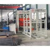 Máquina de moldear del ladrillo concreto automático (QT6-15)