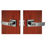 Пользованное ключом Privacy Entry Door Lever Set с Tubular Cylinder