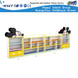 バスモデルおもちゃのキャビネットの幼稚園の木の家具(HC-3101)