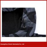 Fabricante personalizado do revestimento de Softshell da forma da boa qualidade para o inverno (J201)