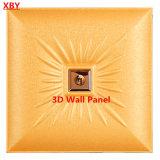 El panel de pared decorativo del panel 3D del panel de pared