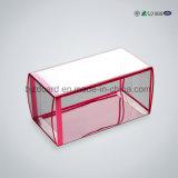 PVC/PP/Pet que empacota a caixa plástica desobstruída para produtos do bebê