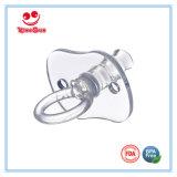 مكافحة المسيل للدموع السائل سيليكون الطفل الوليد هوة BPA الحرة