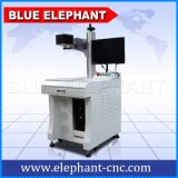 Ele 200の高精度3Dの小型ファイバーレーザーのマーキング機械
