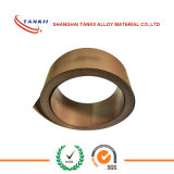 Tira QBe2 do cobre do berílio de C17200 0.1*250mm