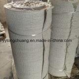 Paño de la fibra de cerámica de la tela de la resistencia térmica del material de aislante