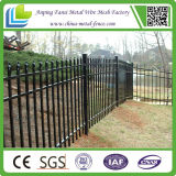 Sale quente New Products Ornamental Iron Fence Panels com o Post para EUA