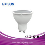 iluminación del punto LED de 38degree GU10 7W