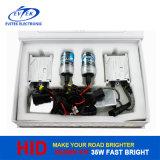 L'inizio veloce di alta efficienza HA NASCOSTO il kit Tn-P5 3000k-30000k del xeno NASCOSTO 35W del kit
