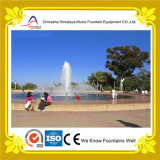 Im Freien dynamischer Musik-Brunnen mit Wasser-Merkmalen