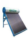 太陽給湯装置(夢の青24の管)