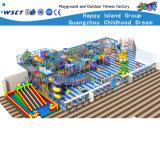 大きい組合せの子供の屋内運動場のプレイハウスHD-0115f