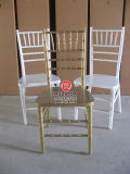 Spandex poco costoso Wholesale Aluminum Chiavari Chairs per Rental