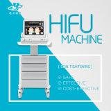 Hifu com 8 cartuchos 10000 tiros/Slimming médico de Hifu