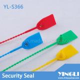 De Strakke Plastic Verbinding van de trekkracht met Serienummer (yl-S366)