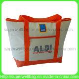 Sacs à provisions élégants neufs en gros de sac de refroidisseur de PEVA