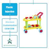 صنع وفقا لطلب الزّبون بلاستيكيّة منتوجات أطفال جدي بلاستيكيّة لعبة عربة حقنة قالب