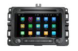 Reprodutor de DVD do carro da SZ Hualingan Hl-8511 com inversão da câmera para o RAM 1500 do rodeio (2014--) Renegado do jipe (2015--)