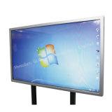 パソコンが付いている対話型のタッチ画面LCD TV