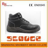Ботинки безопасности PU Outsole стального пальца ноги американские